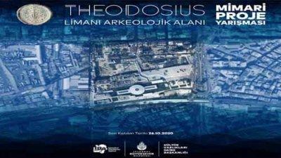 İBB Theodosius Limanı Arkeolojik Alanı Mimari Proje Yarışması