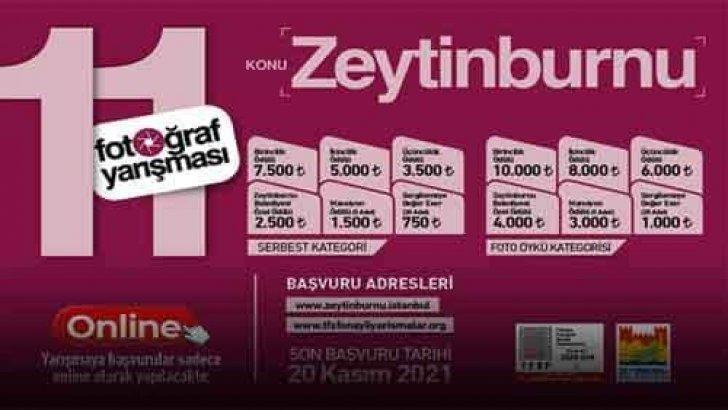Zeytinburnu Belediyesi Ulusal Fotoğraf Yarışması