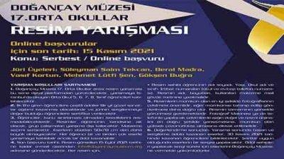 Doğançay Müzesi İstanbul Orta Okullar Resim Yarışması