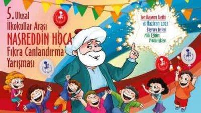 Nasreddin Hoca Fıkra Canlandırma Yarışması