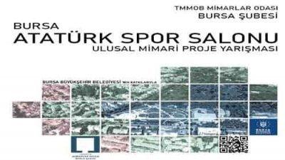 Bursa Atatürk Spor Salonu Ulusal Mimari Proje Yarışması