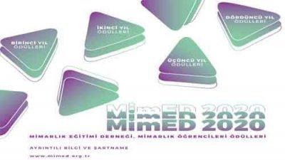 Mimed Mimarlık Öğrencileri Proje Ödülleri Yarışması