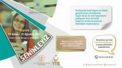 YTB Burs Programları Başvuruları