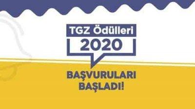 Türkiye Gençlik STK'ları Platformu TGZ Ödülleri