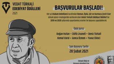 Atakum Belediyesi Vedat Türkali Edebiyat Ödülleri