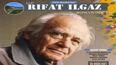 Cide Belediyesi Rıfat Ilgaz Roman Ödülü
