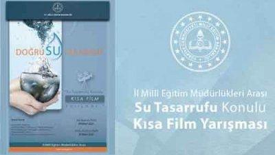 Ortaöğretim Genel Müdürlüğü Doğrusu Tasarruf Kısa Film Yarışması