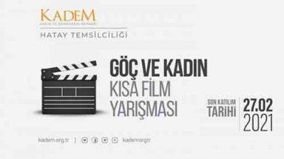 Kadem Göç Ve Kadın Kısa Film Yarışması