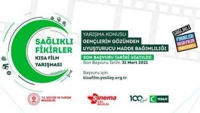 Yeşilay Sağlıklı Fikirler Kısa Film Yarışması