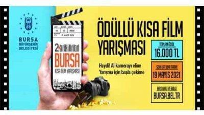 2 Dakikada Bursa Kısa Film Yarışması