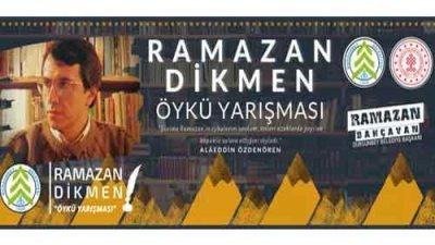Dursunbey Belediyesi Ramazan Dikmen Öykü Yarışması