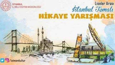 Liseler Arası İstanbul Temalı Hikaye Yarışması