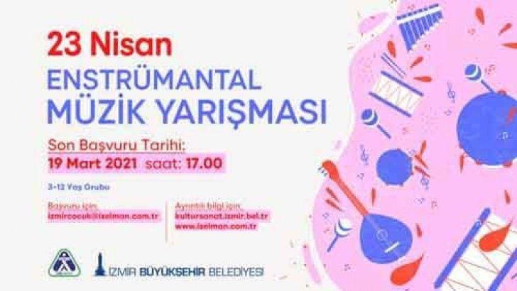 İzmir Belediyesi 23 Nisan Enstrümantal Müzik Yarışması