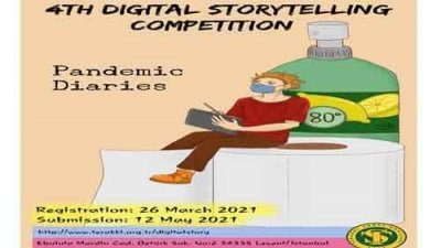Şişli Terakki Lisesi Dijital Hikaye Yarışması