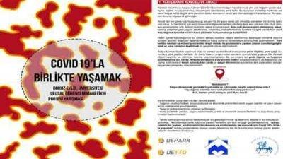 Dokuz Eylül Üniversitesi Ulusal Öğrenci Mimari Fikir Projesi Yarışması