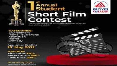 Erciyes Koleji Kısa Film Yarışması