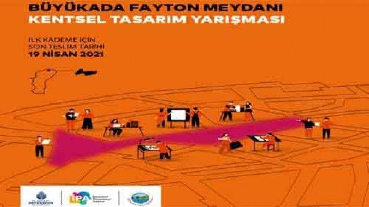 İBB Büyükada Fayton Meydanı Kentsel Tasarım Yarışması