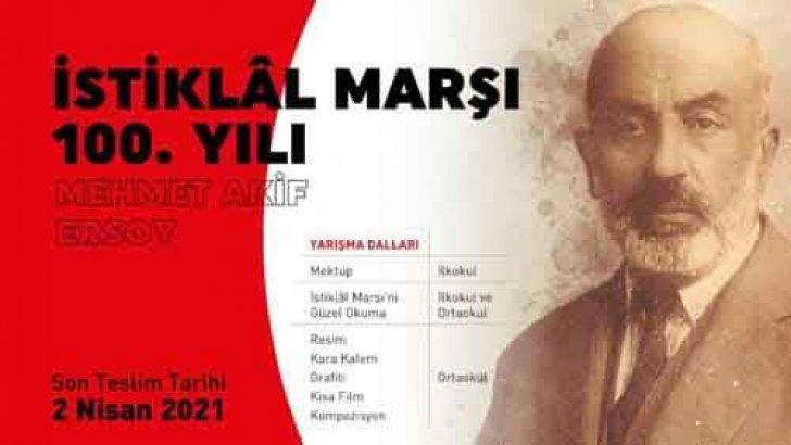 Mehmet Akif Ersoy'u Anma Günü Yarışmaları