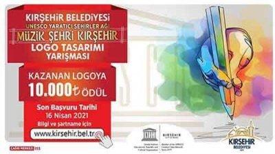 Müzik Şehri Kırşehir Logo Tasarımı Yarışması