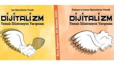İstanbul Gelişim Üniversitesi Dijitalizm Temalı İllüstrasyon Yarışması