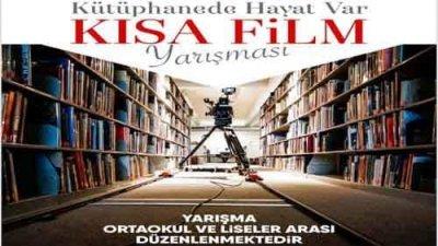 İstanbul İl Milli Eğitim Müdürlüğü Kütüphaneler Haftası Kısa Film Yarışması