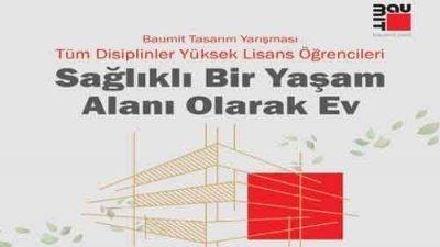 Baumit Türkiye Tasarım Yarışması