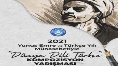 Türk Eğitim-Sen Dünya Dili Türkçe Kompozisyon Yarışması