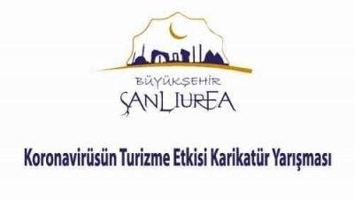 Şanlıurfa Belediyesi Koronavirüsün Turizme Etkisi Karikatür Yarışması
