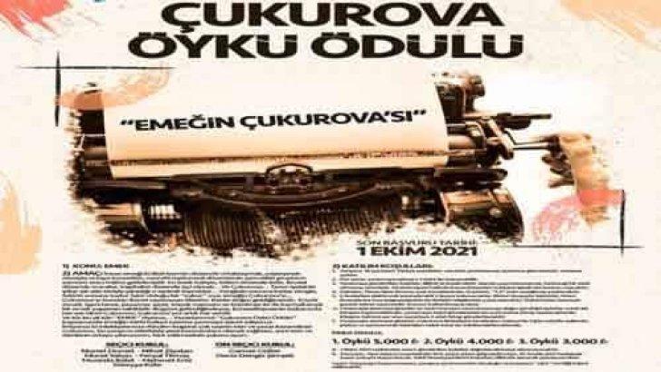 Çukurova Belediyesi Çukurova Öykü Ödülü Yarışması