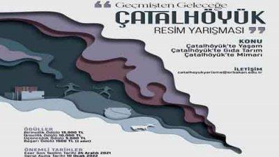 Necmettin Erbakan Üniversitesi Geçmişten Geleceğe Çatalhöyük Resim