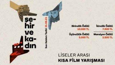 Kadem Şehir Ve Kadın Kısa Film Yarışması