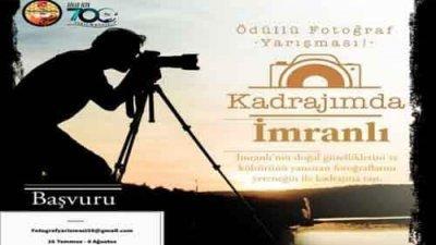 Kadrajımda İmranlı Fotoğraf Yarışması