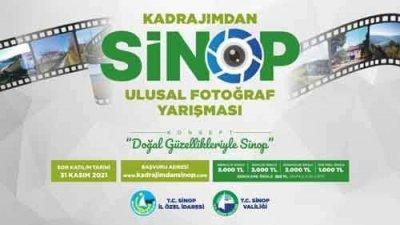 Kadrajımdan Sinop Ulusal Fotoğraf Yarışması