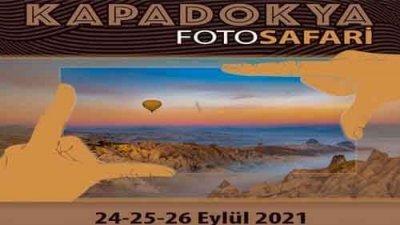 Ahiler Kalkınma Ajansı Kapadokya Foto Safari Yarışması