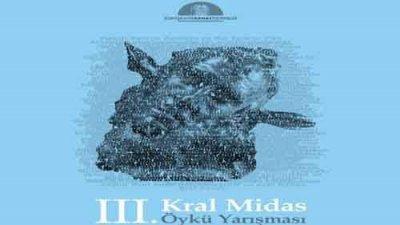 Eskişehir Sanat Derneği Kral Midas Öykü Yarışması