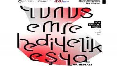 Anadolu Üniversitesi Yunus Emre Hediyelik Eşya Yarışması
