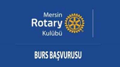 Mersin Rotary Kulübü Burs Başvurusu