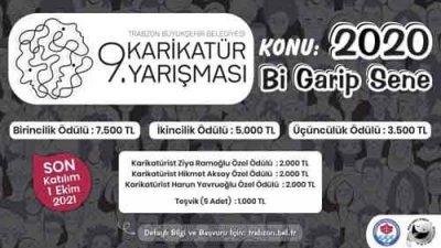 Trabzon Belediyesi Karikatür Yarışması