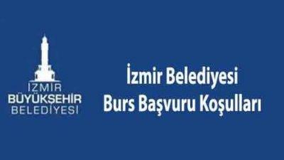 İzmir Belediyesi Bursu Başvurusu