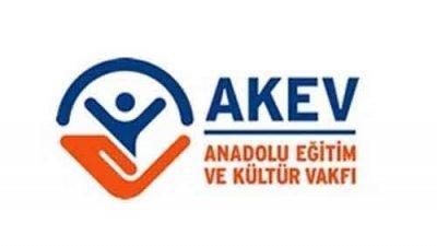 Anadolu Eğitim Ve Kültür Vakfı AKEV Bursu