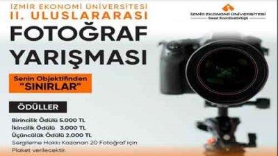 İzmir Ekonomi Üniversitesi Uluslararası Fotoğraf Yarışması