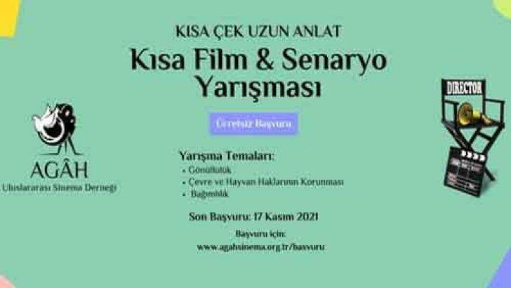 Kısa Çek Uzun Anlat Kısa Film Ve Senaryo Yarışması